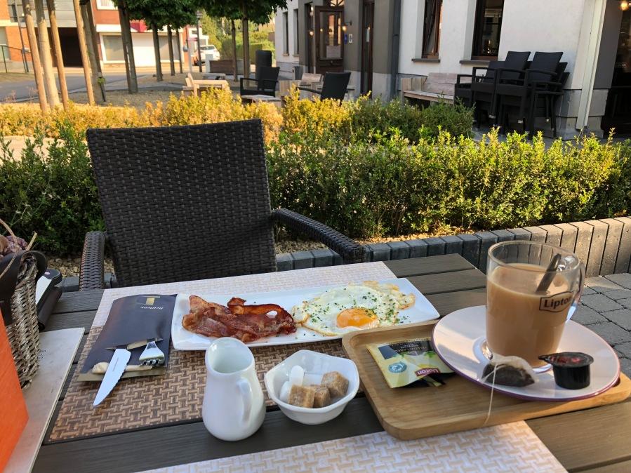 Ontbijtbuffet Belfleur